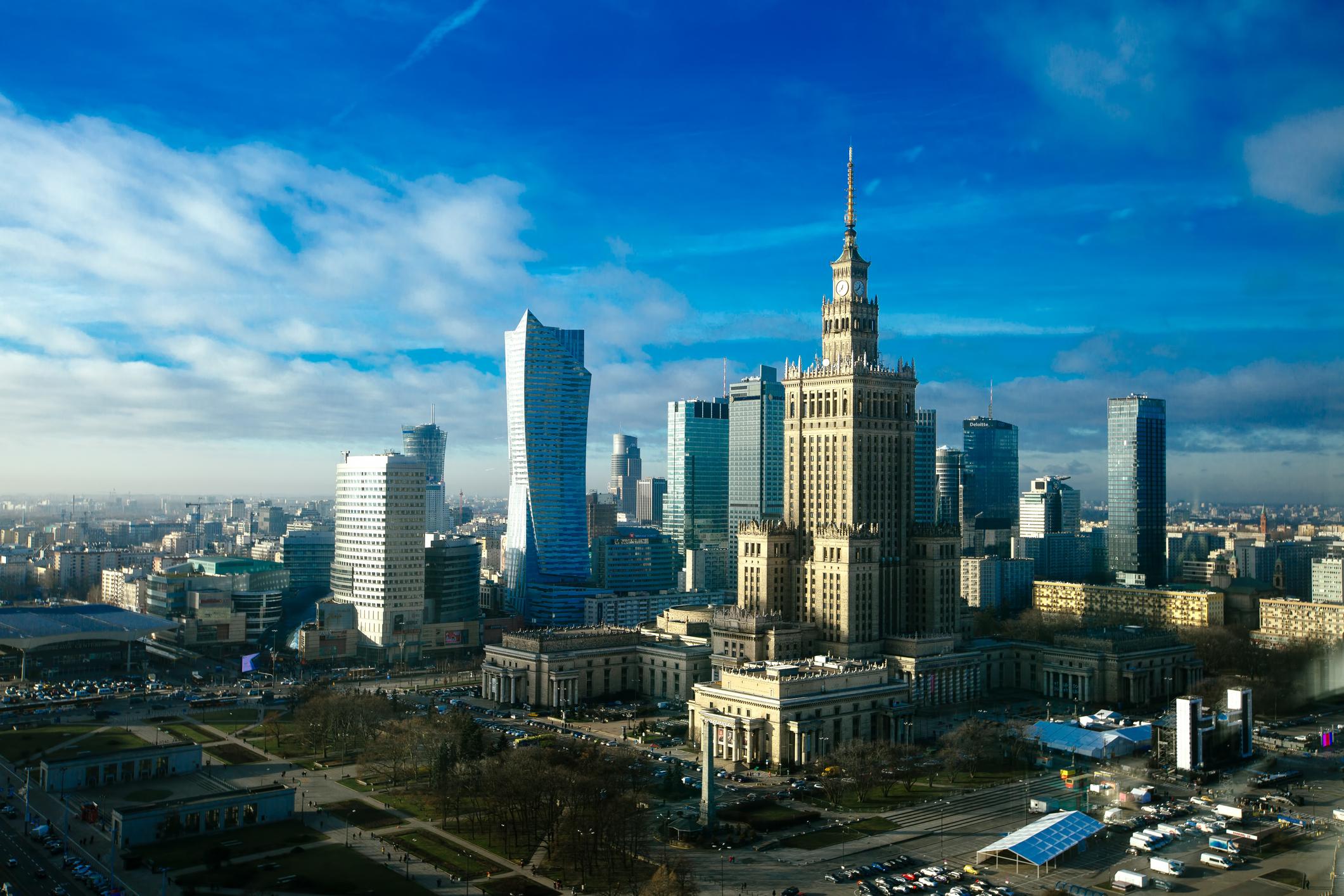 Puolan Pääkaupunki